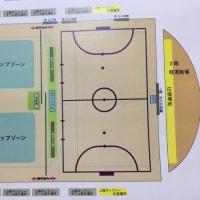 東電下越決勝Tの会場について