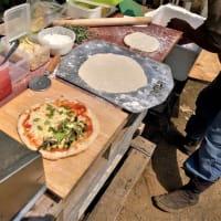スタッフNくんの手作りピザ その3