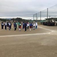 県中体連ソフトボール強化練習会