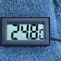 温度変化!?