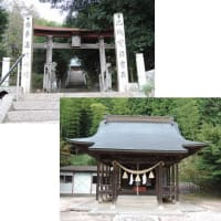 岩組速田神社・天王神社-奉納絵馬