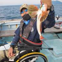 6/11(金)本日南風強く赤物ポイント入れずマイカ狙いも釣りにくく苦戦もデッカいマイカゲットされてました(*^^*)ノ♪