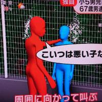 ニュース 事件 小学生 幼き日 昔の大人たち 古き良き日本