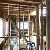 高森の家 構造見学