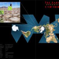 地球環境保護を啓蒙するスクリーンセーバー『限界点に向かう地球:The Earth\'s Limit』