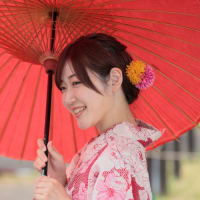 全東京写真連盟・水元公園花菖蒲モデル撮影会11