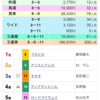 【レース回顧】京都大賞典