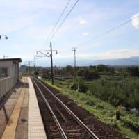 阿武隈急行 向瀬上駅