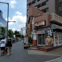 かき氷味噌ラーメン 東京豚骨ばんから