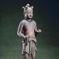 奈良・中宮寺の国宝展