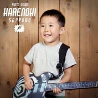 7/31 ギターBOY 札幌写真館フォトスタジオハレノヒ