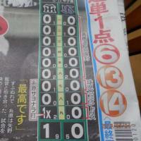 阪神・ヤクルトを3連倒!