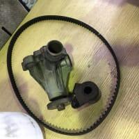 6Rポロ車検整備 ボルボ940修理