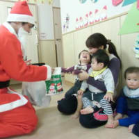 クリスマス会を行いました!   《スターキッズ上野桜木保育園》