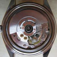 腕時計オーバーホール