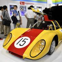 【人とくるまのテクノロジー2019】ダイハツがレストア車の1台しか展示しなかった理由