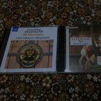 テレマンの有名曲や稀少曲