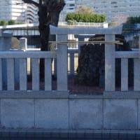 木母寺様のステンレス製の御由緒板