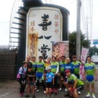 301回目の走行会は日本一の煎餅処「喜八堂」へ!