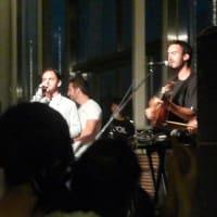 フランスの人気音楽グループBoulevard des Airsが初来日公演