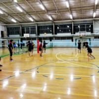 第8回 山北高校小中学生バレーボール練習会報告