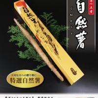 自然薯一本物お取り寄せ販売|箱根自然薯の森 山薬