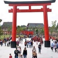 タイの必見文化施設に 日本文化も入っちゃった!