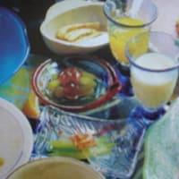 『沖縄第一ホテル』の朝食。