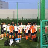 1年生   フレッシュカップ  6/29   vs   大森学園高校