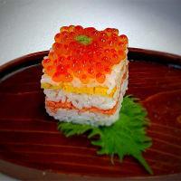 vol.88 日本の鮭料理編:ときしらずで作る、雛祭りの親子鮭寿司