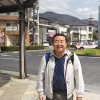 本日は1枚1000円で金券屋で買った青春18きっぷで鳥取へ。鳥取では通学の高校生が多数電車に。
