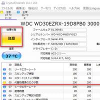 HDDをSSDに換装