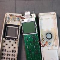 FAX子機の液晶画面が見えなくなって・・・・その4