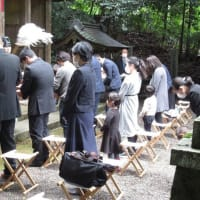道相神社例祭
