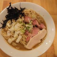 煮干そば平八#再訪40(横須賀中央駅)