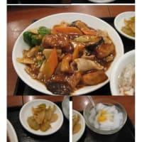 中華街のランチをまとめてみた その49「香港路」 龍城飯店「中国料理」①②