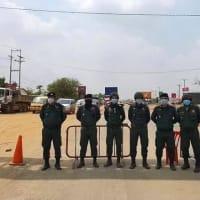 新型コロナ カンボジアの状況 4月12日