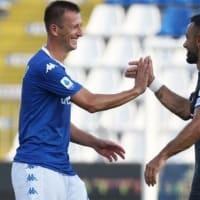 2019-20 SERIE A 最終第38節 Brescia 1-1 SAMPDORIA さよならガスタルデッロ!