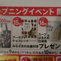 『SEIYU 本八幡店』11月14日にオープン@本八幡南口