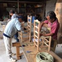 ゴッホの椅子作り講座