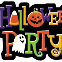 明日はハロウィンパーティーだ!