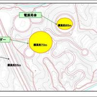 埴生・宇宙監視レーダー基地の現況