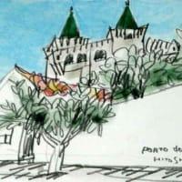 1774.ポルト・デ・モスの城