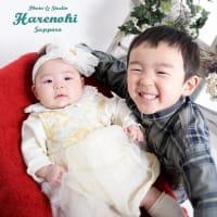 8/2 兄弟姉妹同時に撮影できます 札幌写真館ハレノヒ