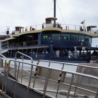 松山へ船旅