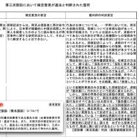 家永訴訟(教科書検定訴訟)の件