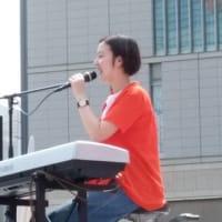 『#しもの六太』警固公園でシモロック! #しもの六太 #福岡選挙区 #参院選