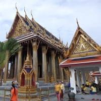 タイ バンコクへの旅行② 布製、帯締め入れ・帯締め収納ケース「優舞美」
