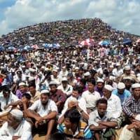 ロヒンギャ難民 進まぬ帰還 バングラデシュ側は携帯禁止、強制移住で「隔離」へ