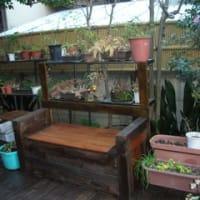 花台ベンチ